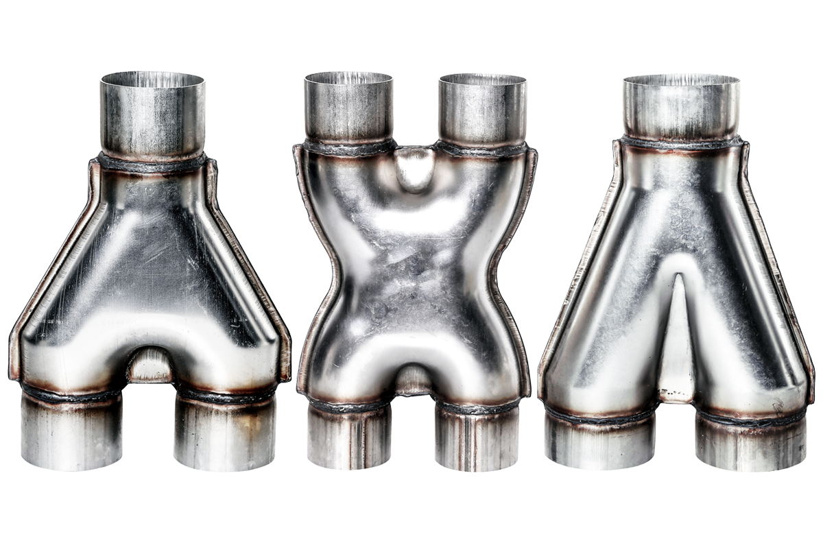 Picture for category Exhaust Crossovers Pipes