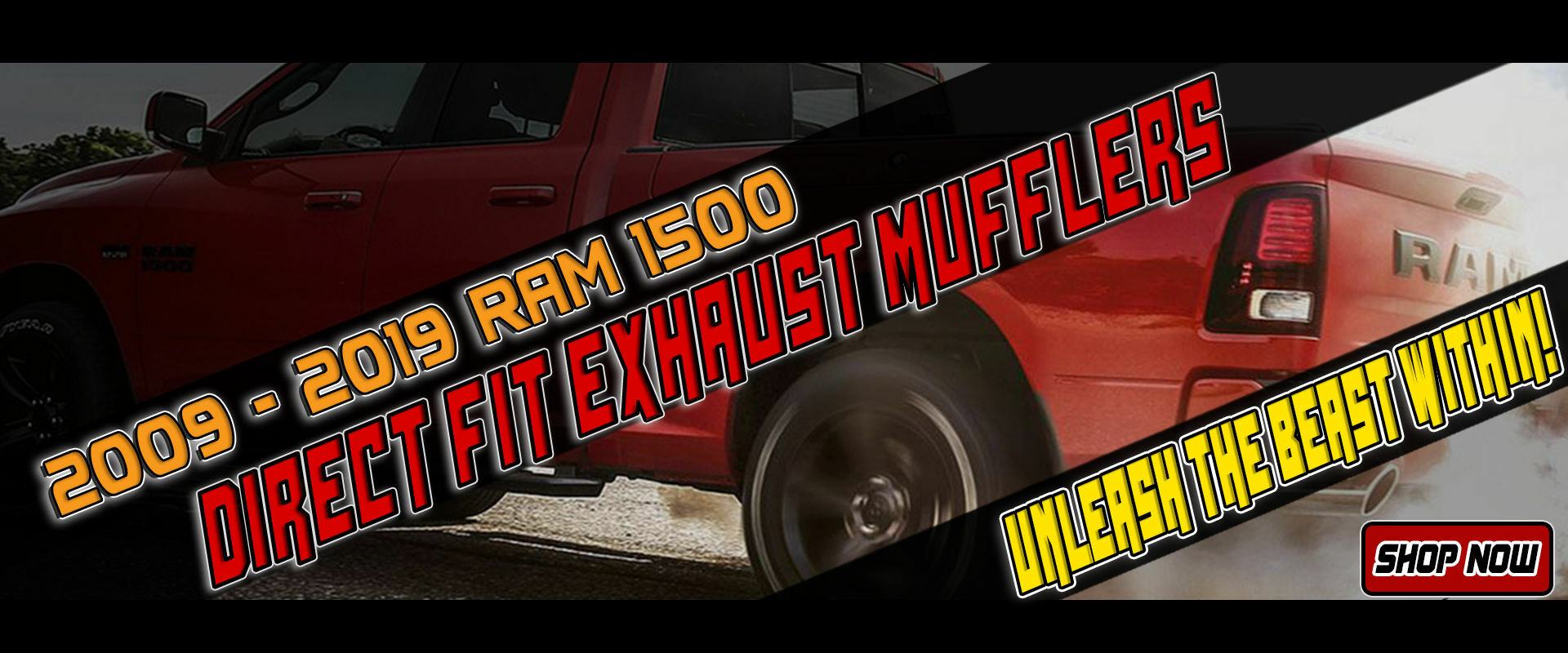Dodge_Ram_1500_Exhaust_Muffler_Systems