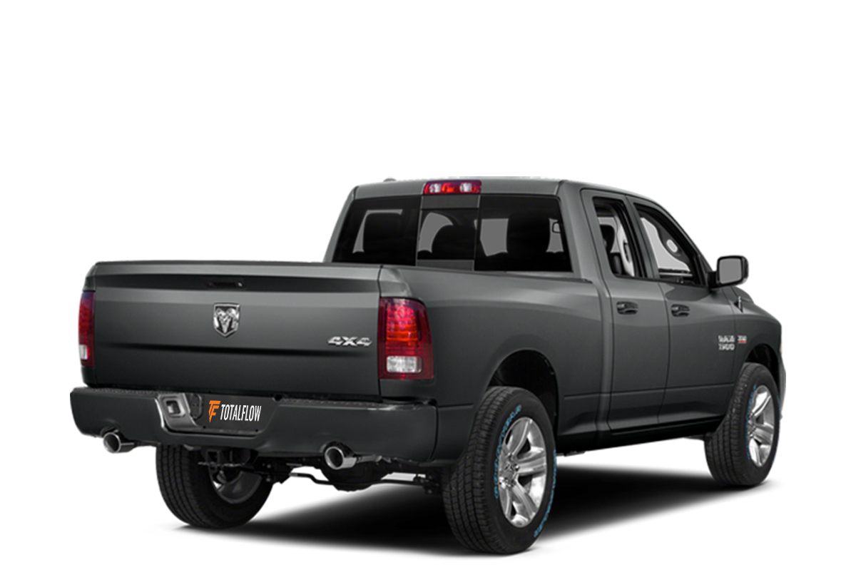 Picture for category Dodge Ram 1500 Exhaust Systems  - 4th Generation