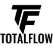 """TOTALFLOW TF-N57250S Heavy Duty Double Braided Universal 2-1/4"""" Inch Slotted Ends Exhaust Flex Pipe Connector   2.25 Inch ID"""